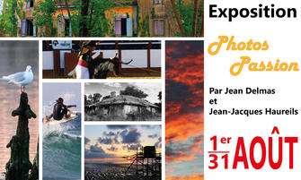 "Exposition ""Photos Passion"""