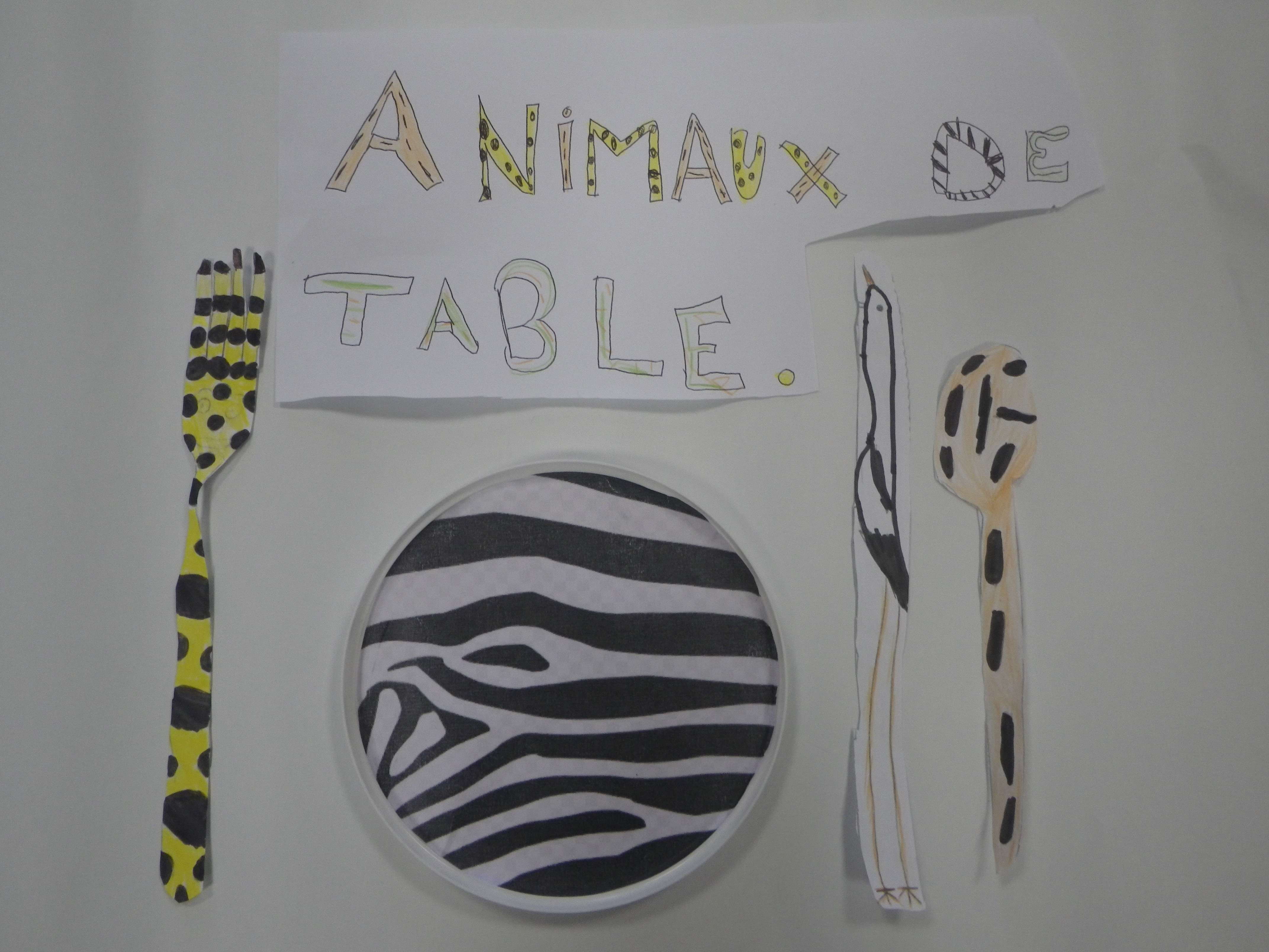 Erinn - Animaux de table